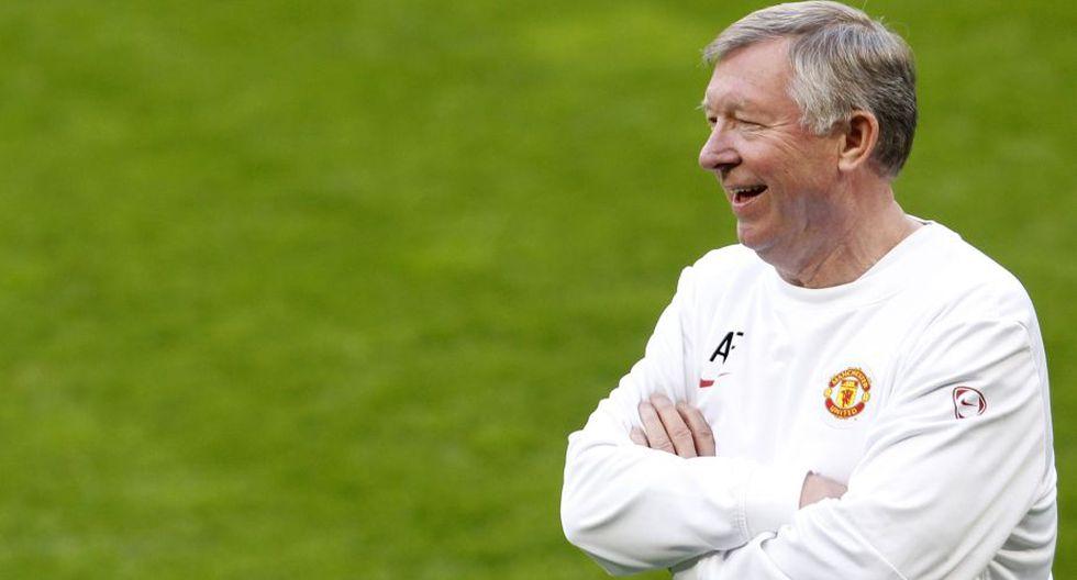 Alex Ferguson (Manchester United) 9,4 millones. (Reuters)