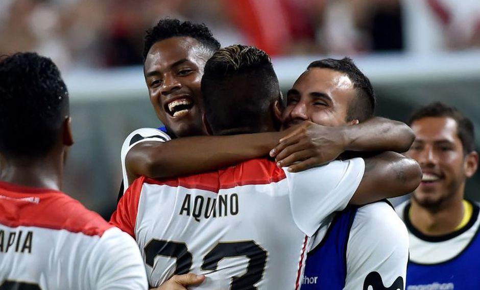 La selección peruana venció 3-0 a Chile en Estados Unidos. (Foto: Reuters)