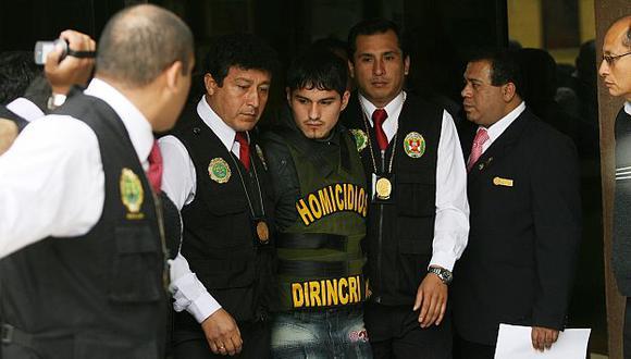 Final. A Romero Leiva le podría esperar la cadena perpetua. (Rochi León)