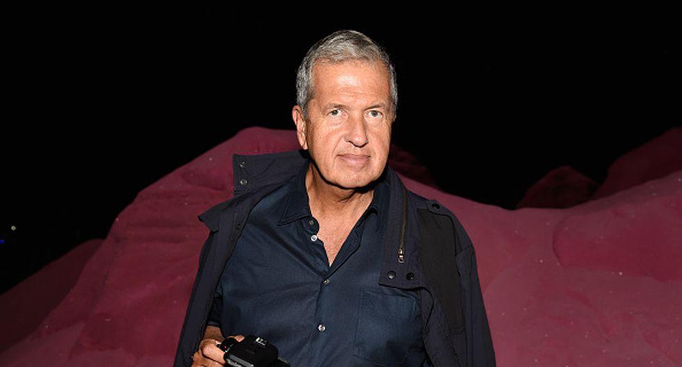 Mario Testino era el fotógrafo predilecto de la familia real. (Getty Images)