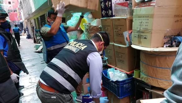 Recientemente la Policía y la Municipalidad de Lima realizaron un operativo en Mesa Redonda. (Foto: GEC)