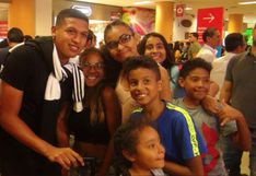 Fernando Pacheco viajó a Brasil para firmar por Fluminense