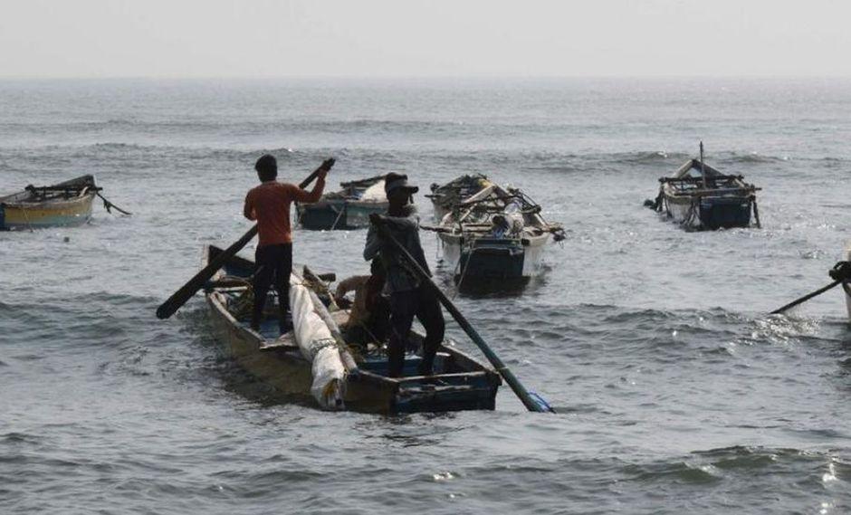 El parlamentario por Falcón dijo que la lancha desaparecida está en alta mar desde el viernes pasado. (Foto referencial: AFP)