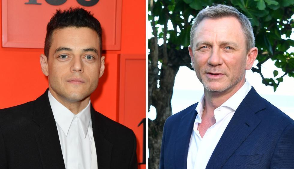 """James Bond 25"": Daniel Craig y Rami Malek protagonizarán la película (Foto: AFP)"