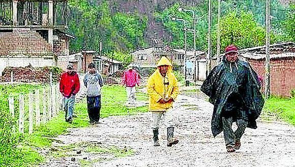 Las lluvias se han vuelto recurrentes en el ámbito general de la sierra y selva, señala el columnista.