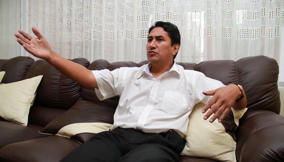 Vladimir Cerrón advirtió que la presencia de Betssy Chávez y Dina Boluarte no significan un apoyo del partido al Gobierno. (Foto: Archivo GEC)