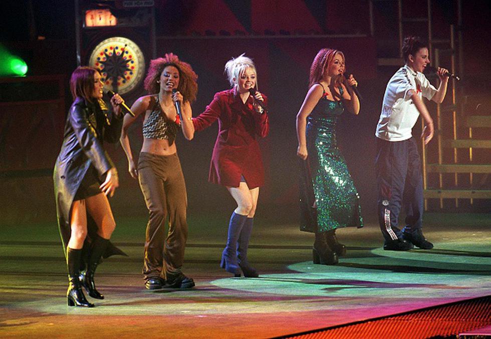 'Spice Girls' es un grupo británico de música pop que se conformó en 1996. (GETTY)