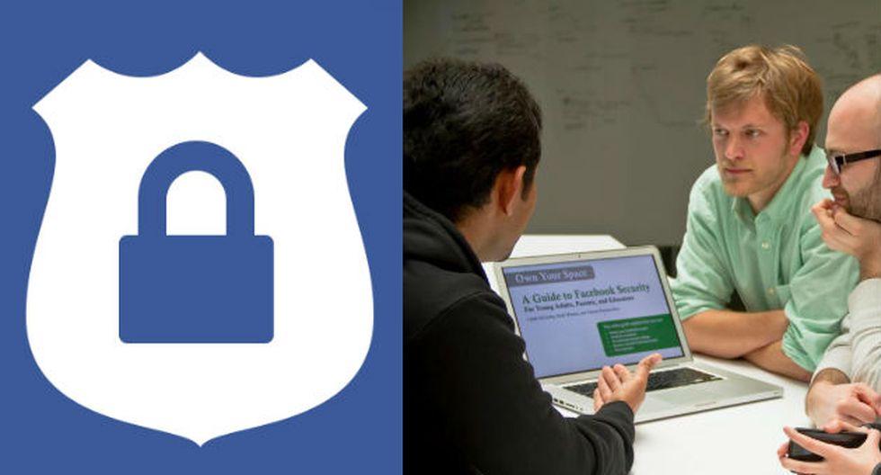 Aprende a darle una mayor protección a tu cuenta de Facebook en seis simples pasos. (Foto: Facebook Security)