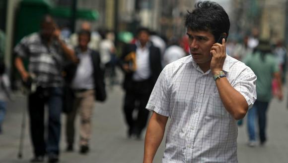 La portabilidad numérica creció en julio. (Foto: Andina)