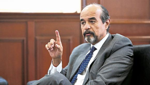 Mauricio Mulder. Tercer vicepresidente del Congreso