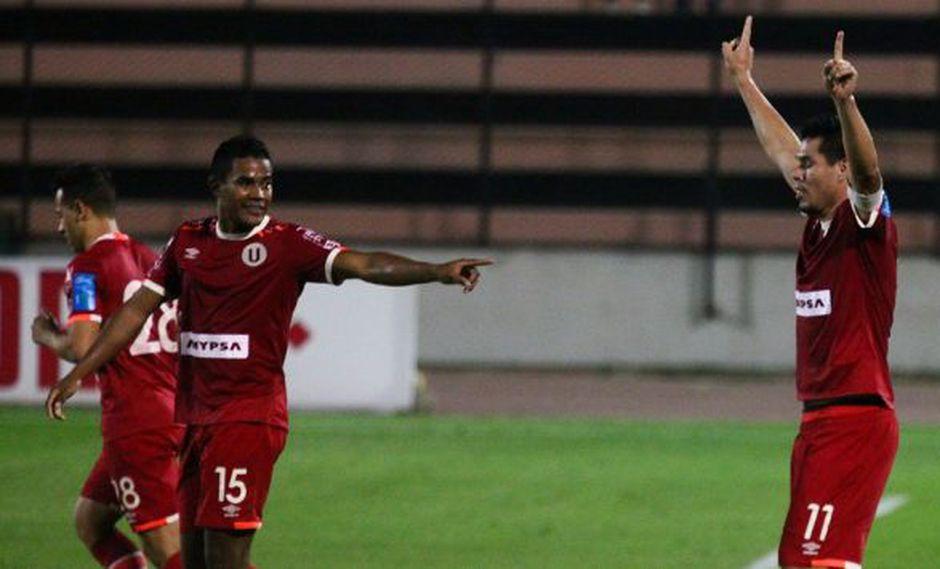Universitario derrotó a San Martín por la octava jornada del Torneo Apertura 2017. (Facebook Universitario)