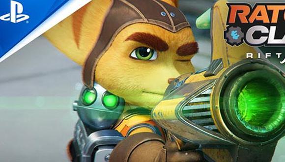 'Ratchet & Clank: Rift Apart' ofrecerá un gran nivel gráfico.