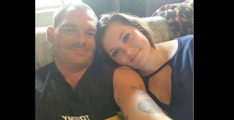 Travis Fieldgrove fue condenado a dos años de cárcel por mantener una relación incestuosa con su hija de 21 años. (Facebook)