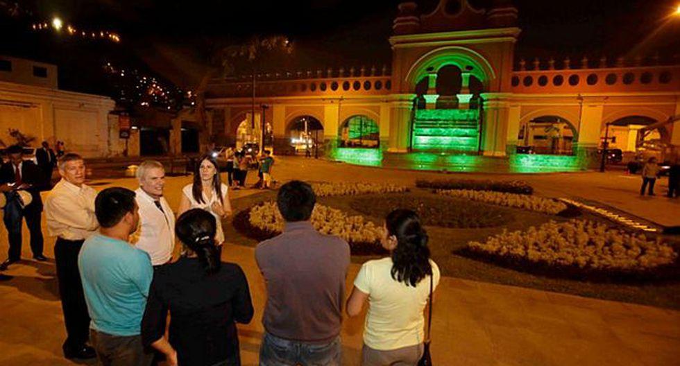Municipalidad de Lima: En los próximos días culminará remodelación de Alameda de los Descalzos y Paseo de Aguas. (Municipalidad de Lima)
