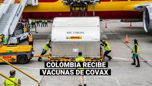 COVID-19: Primeras vacunas de la estrategia COVAX llegaron a Latinoamérica