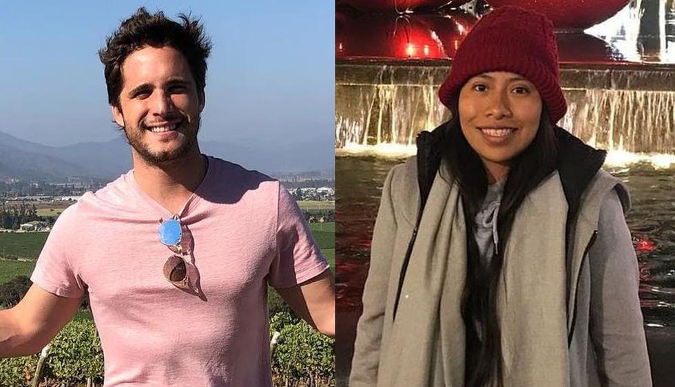Diego Boneta y Yalitza Aparicio dieron a conocer el proyecto en el que estaban trabajando juntos. (Foto: Instagram)