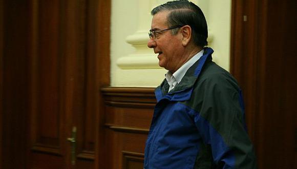 Valdés recuerda que Sendero (SL) mató mujeres y niños. (David Vexelman)