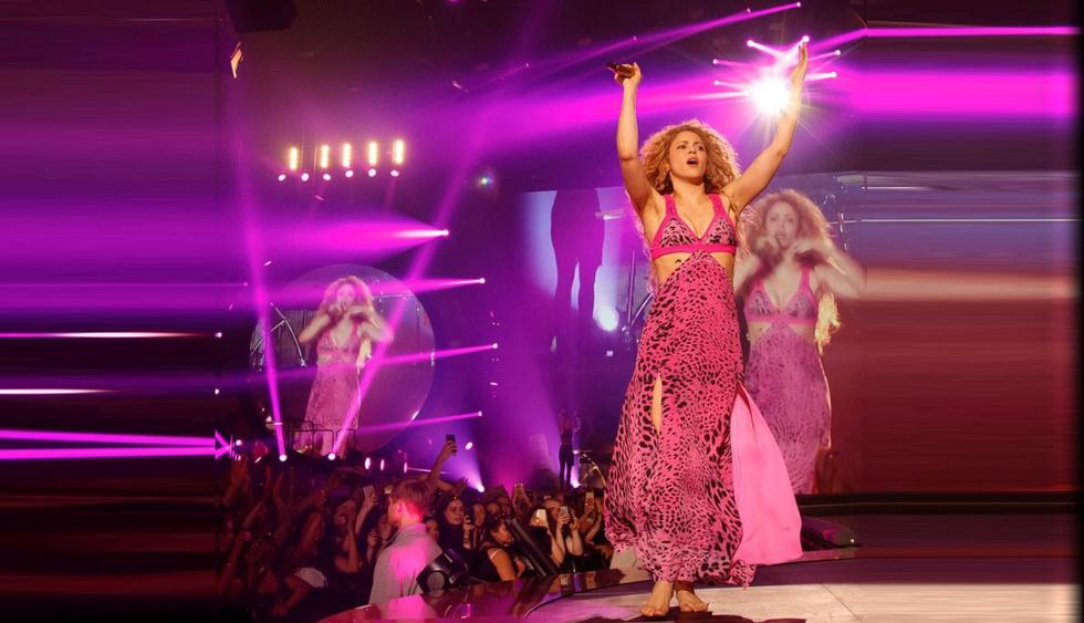 Shakira agradeció a sus fans tras finalizar su gira El Dorado por Europa, EE.UU. y Canadá. (Foto: @shakira)