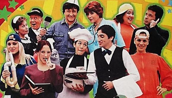 Mil Oficios es una teleserie peruana que fue producida y dirigida por Efraín Aguilar para Panamericana Televisión. (Foto: Panamericana TV / Panini)