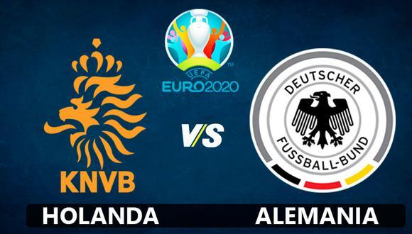 Holanda recibe a Alemania para poder disputar la segunda fecha del Grupo C de las Eliminatorias a la Eurocopa 2020.