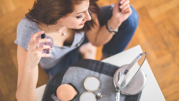 No hay nada mejor que utilizar un buen perfume para estar siempre regias. (Foto: Pixabay)