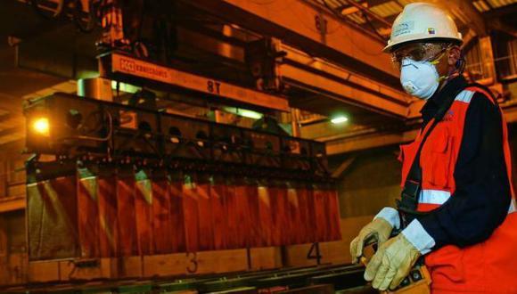 La suiza Xstrata Tintaya fue la segunda minera que realizó más inversiones en el país. (USI)