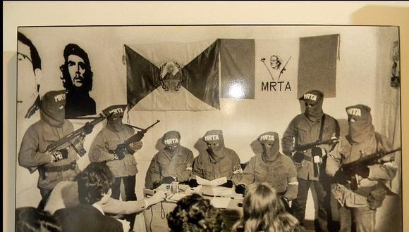 MRTA  fue responsable de más de 1,200 violaciones de derechos humanos.