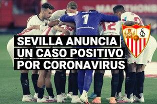 Jugador del Sevilla dio positivo a test de coronavirus a días de enfrentar a Roma por la Europa League
