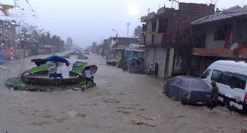 Causan graves daños. (Radio Sol de los Andes RSA)