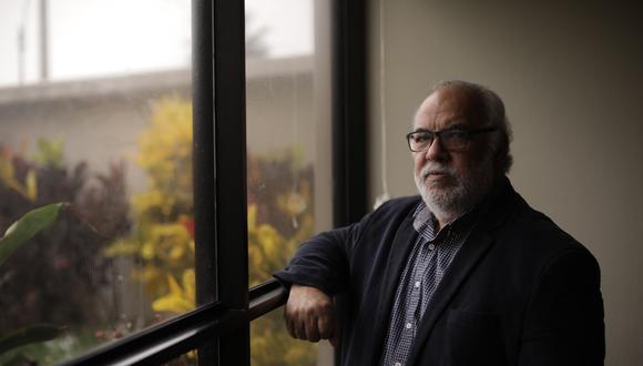 El epidemiólogo Luis Suárez es parte del Comando Vacuna. (FOTO: Anthony Niño de Guzmán).