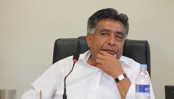 Alcalde David Cornejo reveló preocupante cifra.