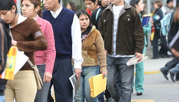 Perú sufre impacto de la crisis internacional. (USI)