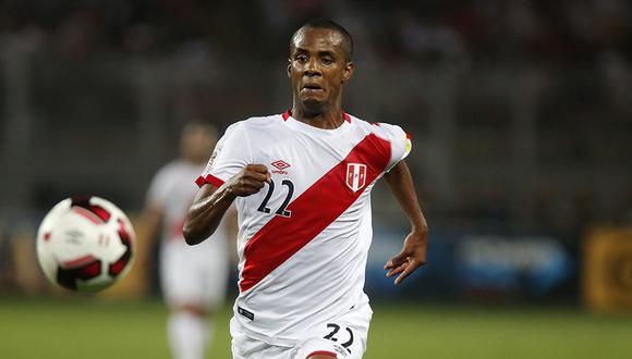 Nilson Loyola fue llamado a la Selección Peruana en reemplazo de Alexis Arias, quien se lesionó. (Foto: El Comercio/Alonso Chero)