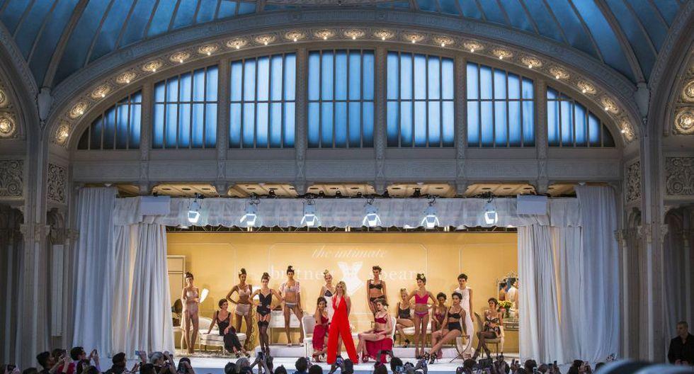 New York Fashion Week se llevó a cabo en New York Public Library. (Reuters)