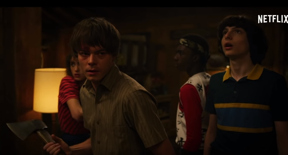 "Tercera temporada de ""Stranger Things"" batió récord de audiencia, según Netflix.(Fotos: Captura de pantalla)"