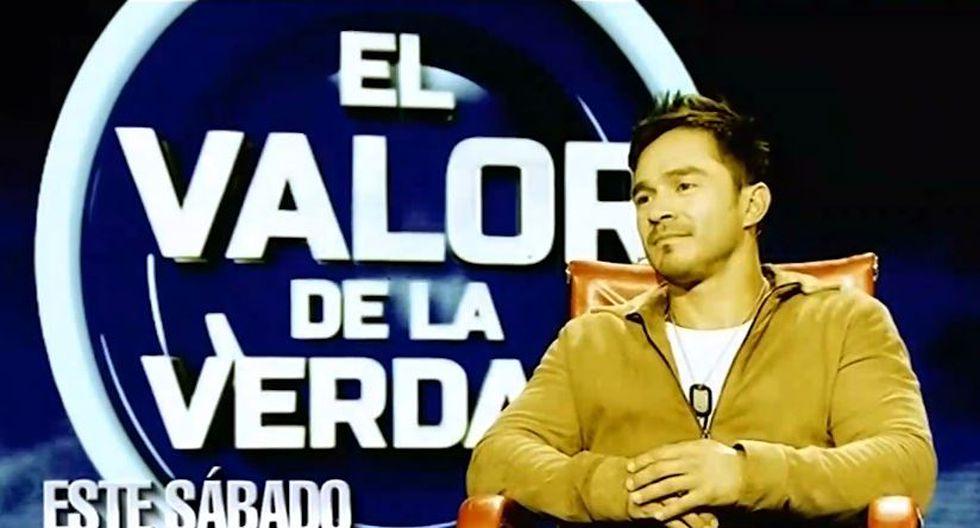 Su polémica relación con Poly Ávila será el tema de fondo durante su participación en EVDLV. (Latina)