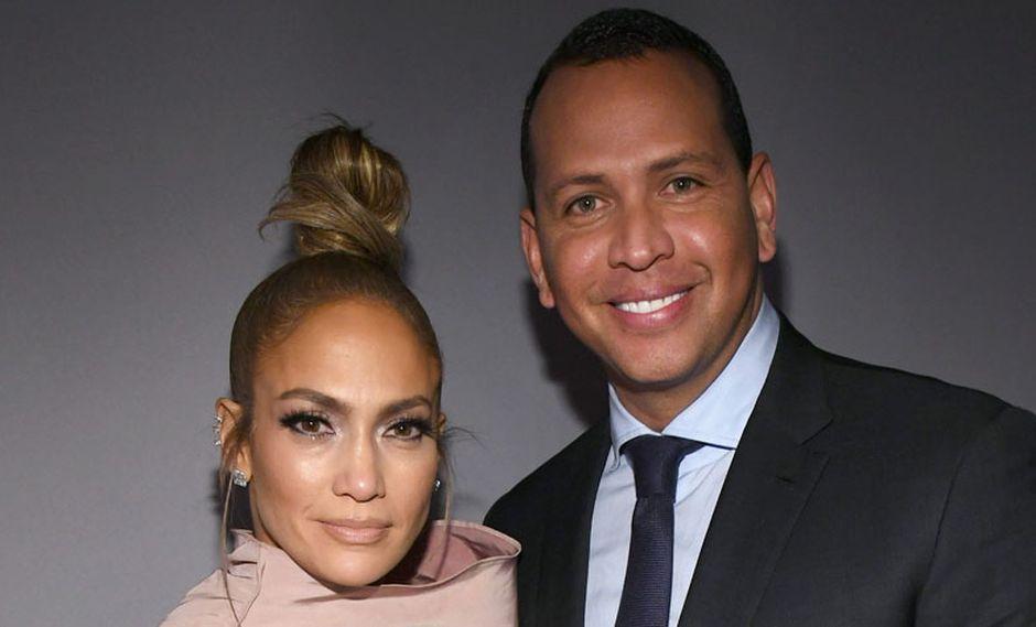 Jennifer Lopez y Alex Rodriguez crearon el '10 Day Challenge', un reto viral con el que buscan poner en forma a todos sus seguidores. (Foto: LifeStyles-NS)