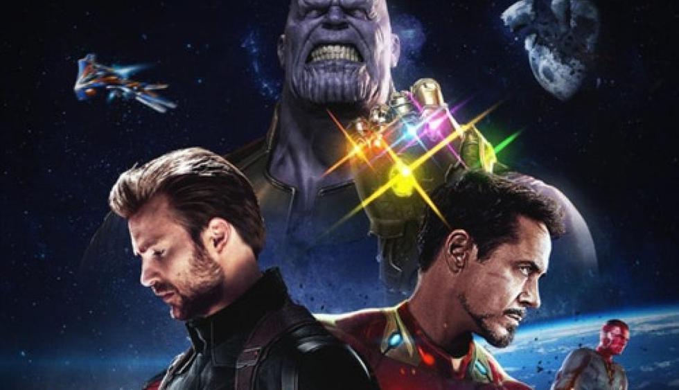 Marvel publicó en su cuenta en Favebook el segundo tráiler de 'Avengers: Infinity War'. (Difusión)