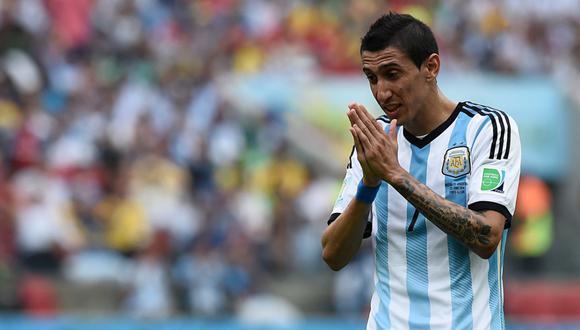 Di María marcó el gol del título de Argentina en la Copa América. (Foto: Agencias)
