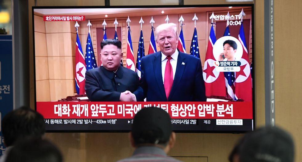 """Corea del Norte no quiere reuniones que """"no aportan nada"""" con Estados Unidos. (Foto: AFP/Archivo)"""