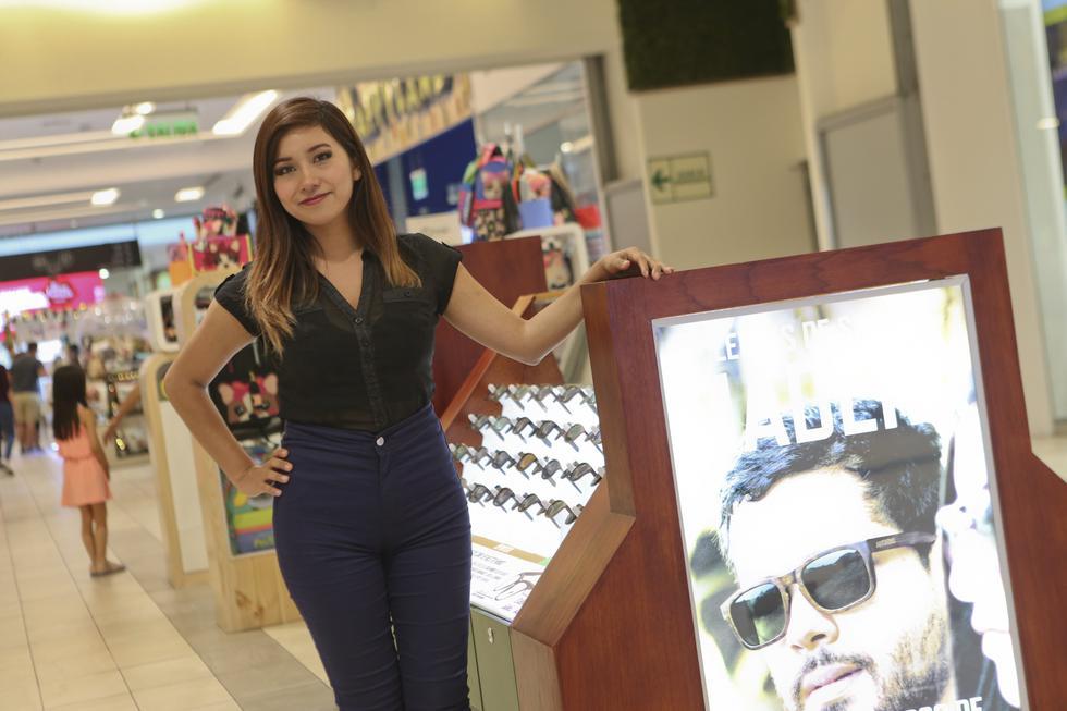 Lizia Rivera, CEO de Antarki. (Manuel Melgar/GEC)