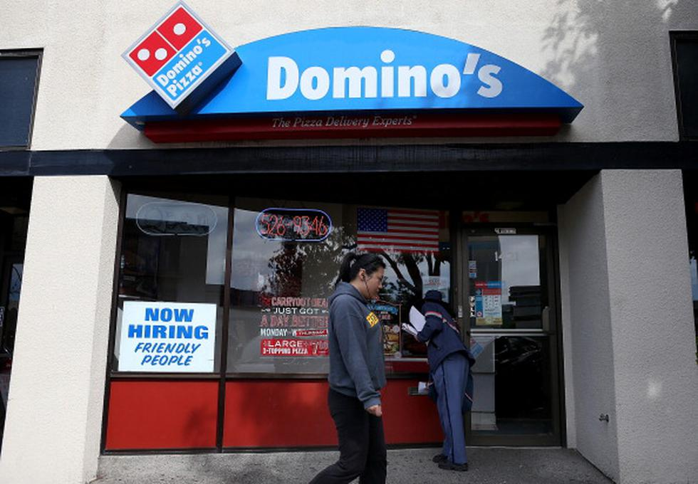 Domino's Pizza (Getty Images)