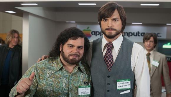 Ashton Kutcher da vida a Jobs. (Difusión)