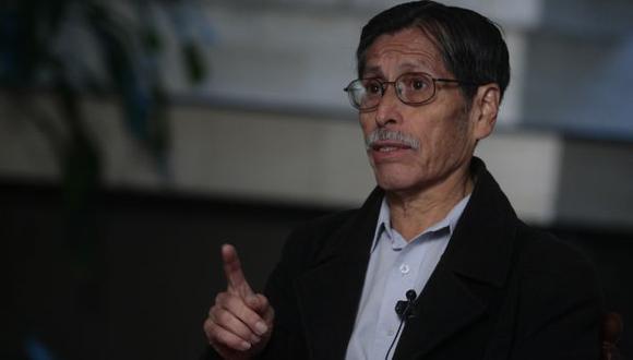 Gana Perú rechaza críticas de secretario general de Patria Roja. (David Vexelman)