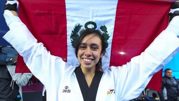 Belén Costa derrotó a la ecuatoriana Lisseth Pacheco por 11-4 en tres rounds. (El Comercio)