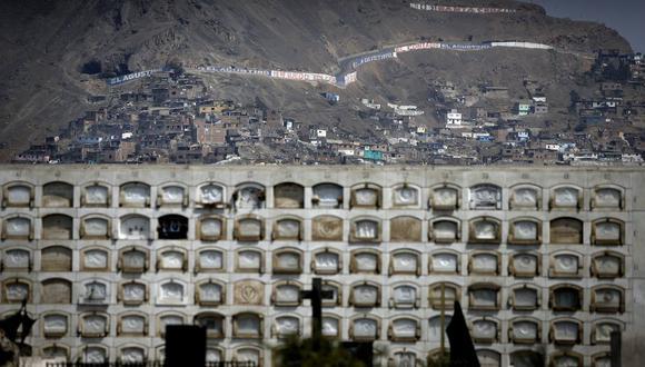 El número reportado por el Sinadef supero los 158 mil muertos por COVID-19.  (Foto: Francisco Neyra / @photo.gec)
