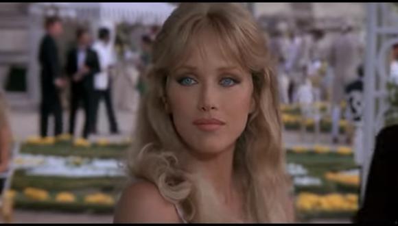 """Tanya Roberts, la chica Bond de """"A View to a Kill"""", muere a los 65 años. (Foto: captura de YouTube)."""