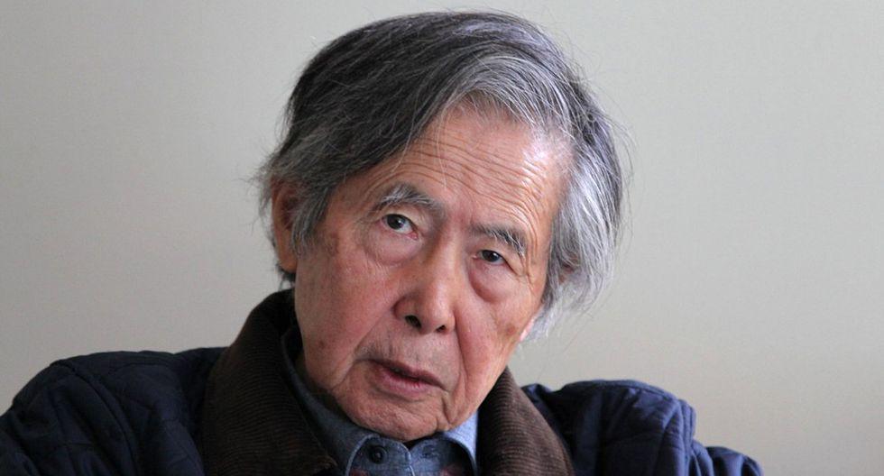 Alberto Fujimori permanece internado en la clínica Centenario desde el pasado 3 de octubre. (FOTO: USI)