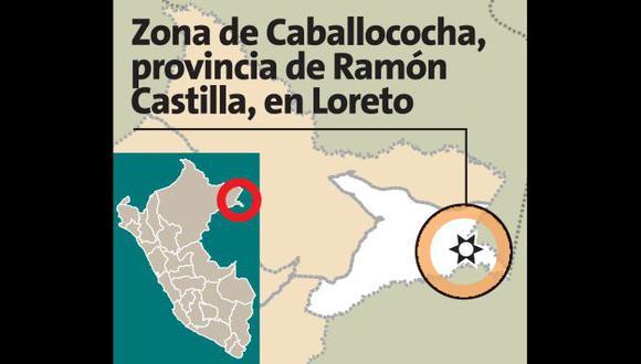 Esquí derecho del hidroavión se rompió al tomar contacto con el agua. (Perú21)