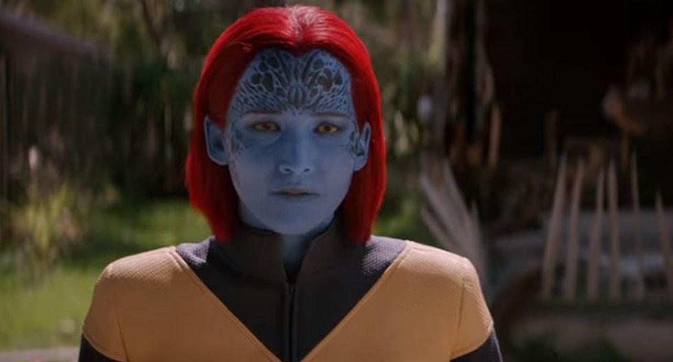 """""""X-Men: Dark Phoenix"""" llegará a los cines en junio del presente año. (Foto: Captura de YouTube)"""